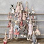 El mundo Maileg, las mejores muñecas de trapo