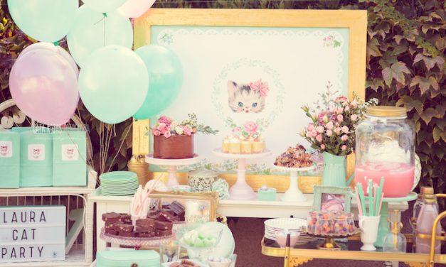 Organizar una fiesta de cumpleaños en 12 pasos