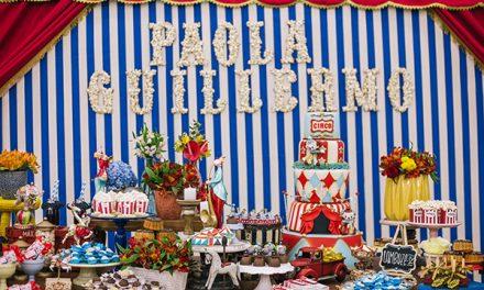 Fiesta de cumpleaños de circo